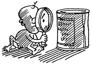 codice-fumetti-lente