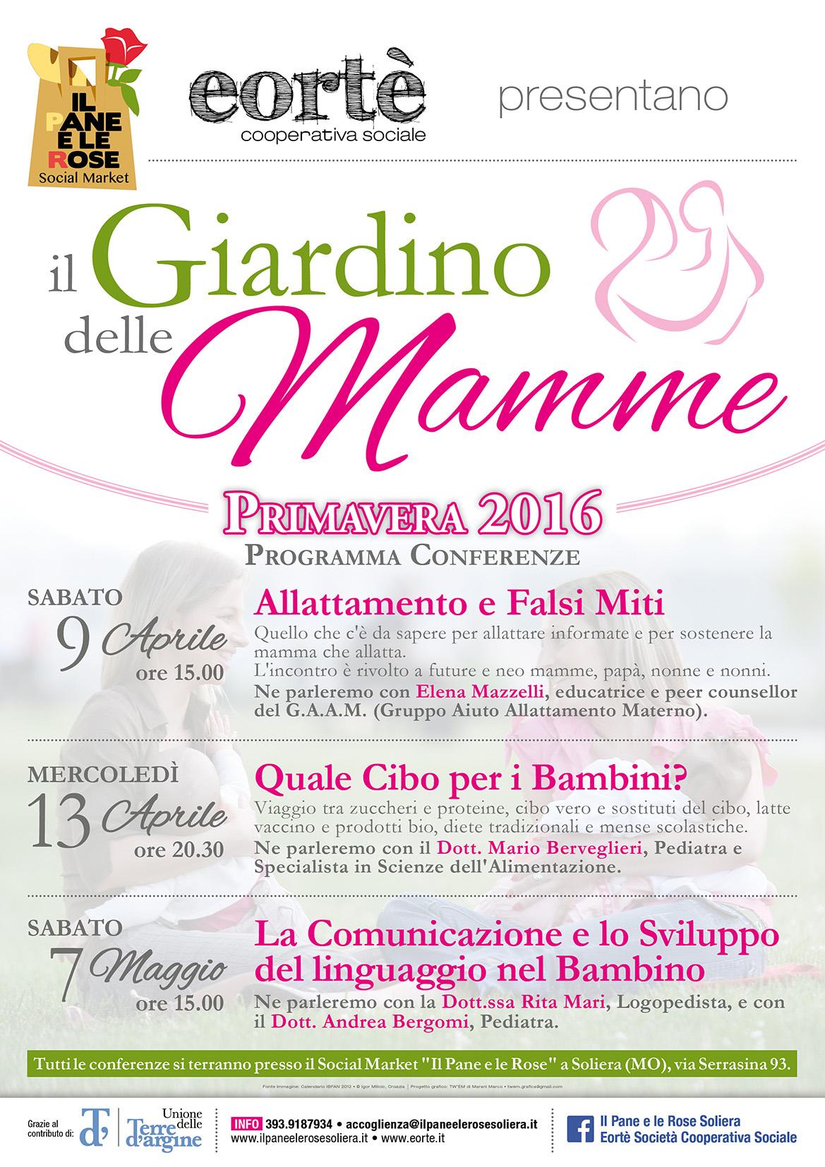 Locandina Giardino Mamme Soliera_Eventi Primavera 2016_web